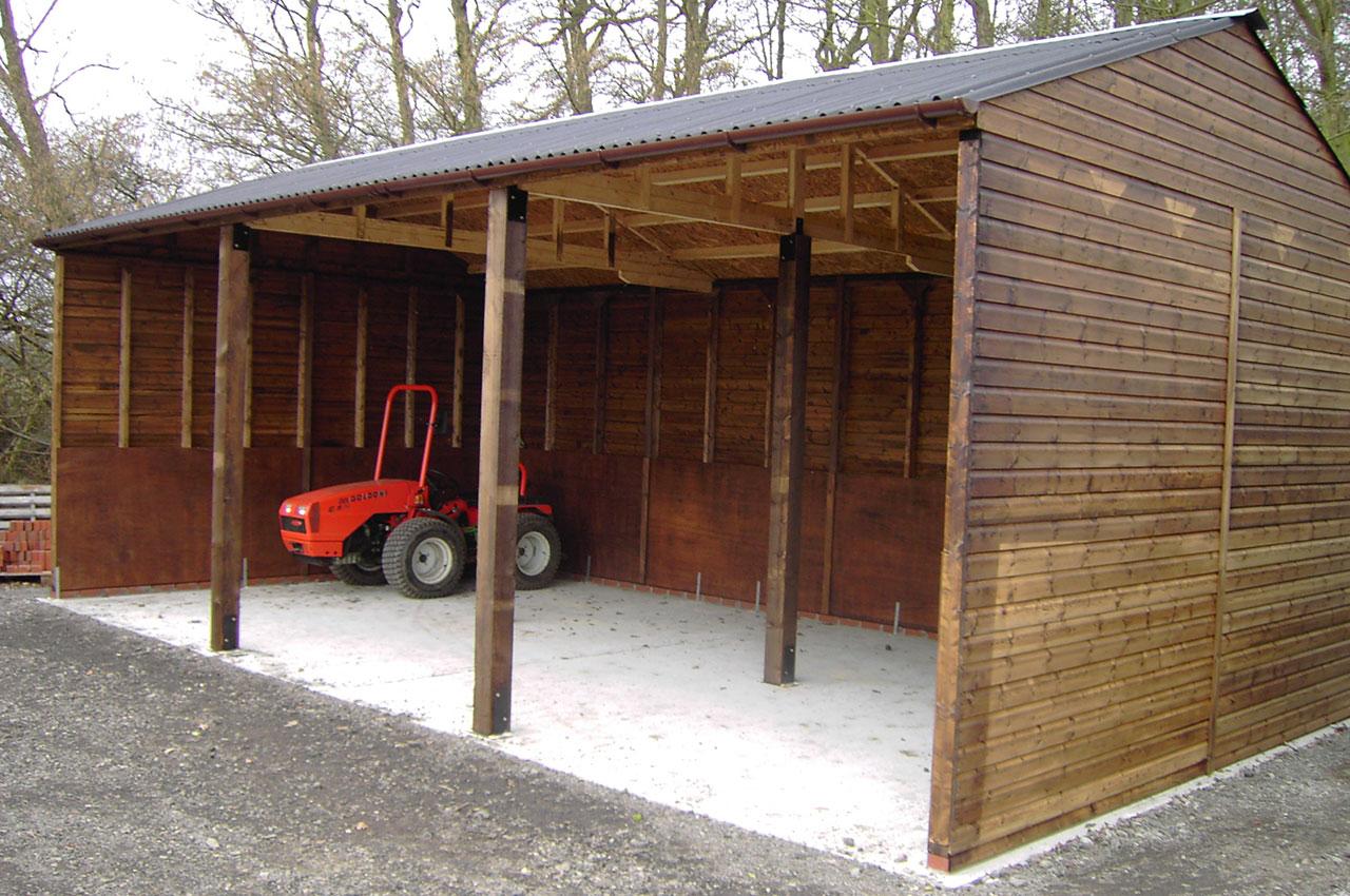 shelter outbuilding