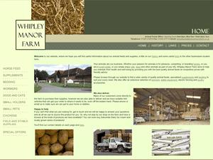 Whipley Manor Farm